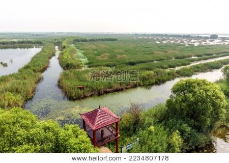 安徽淮南焦岗湖旅游景区