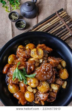 牛蹄&猪蹄 - 背景/素材,食品及饮料 - 站酷海洛创意