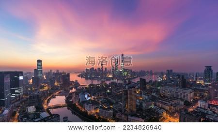 上海-建筑物/地标,背景/素材-海洛创意正版图片,视频