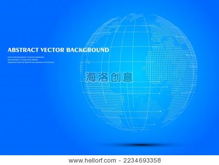 球形世界地图