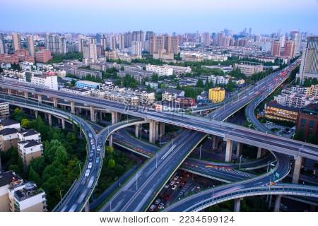 杭州上塘高架桥
