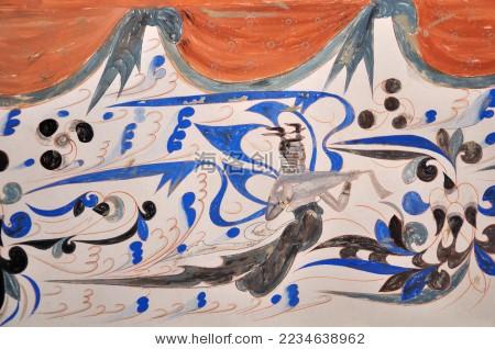 敦煌莫高窟壁画 - 艺术,宗教 - 站酷海洛创意正版图片图片