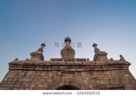 云南金刚塔平面图