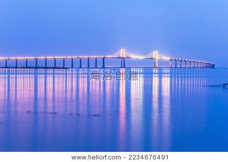 汕头南澳岛南澳大桥-建筑物/地标