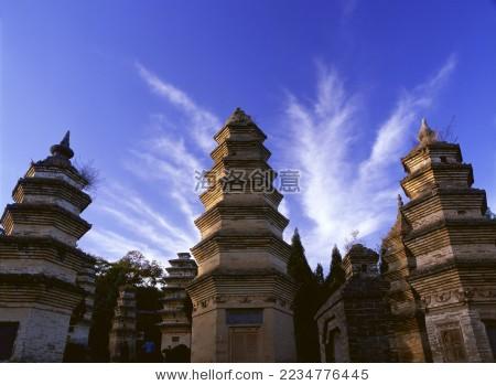 河南少林寺--海洛创意正版图片,视频,音乐素材交易-.