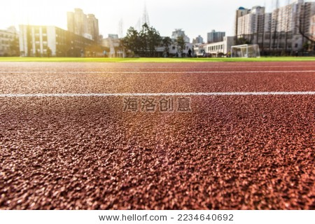 运动场 跑道 - 背景/素材,运动/娱乐活动 - 站酷海洛