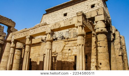 埃及-古代建筑