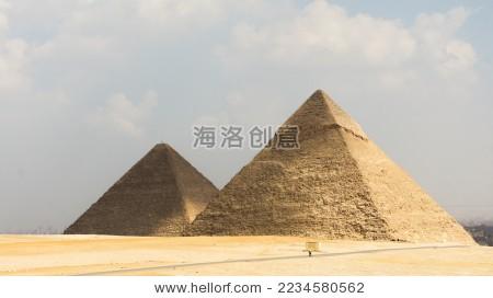 埃及 金字塔 - 建筑物/地标 - 站酷海洛创意正版图片